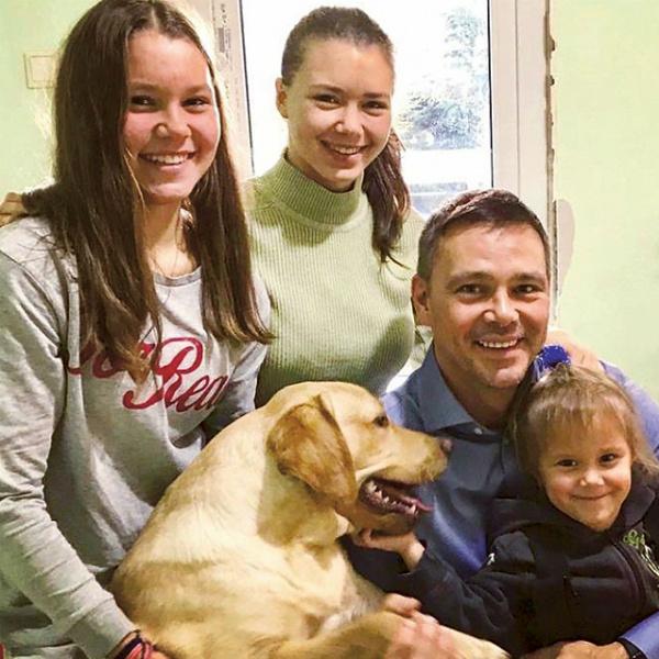Дочери с пониманием отнеслись к решению родителей