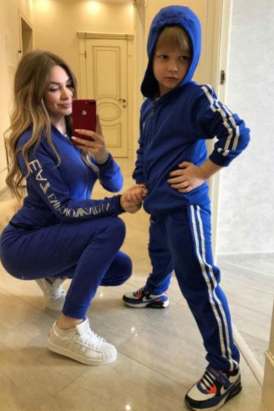 Евгения Феофилактова жалуется на отсутствие финансовой помощи со стороны бывшего мужа