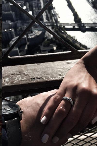 «Я теперь невеста!» - подписала фото Элла Суханова