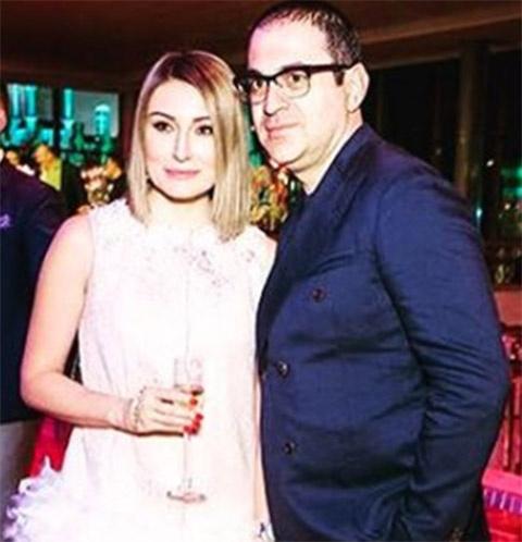 Гарик Мартиросян и его супруга Жанна
