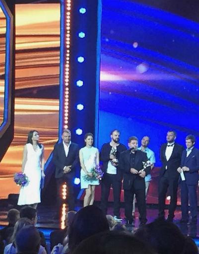 «Метод» победил в номинации «Лучший телевизионный фильм/сериал»