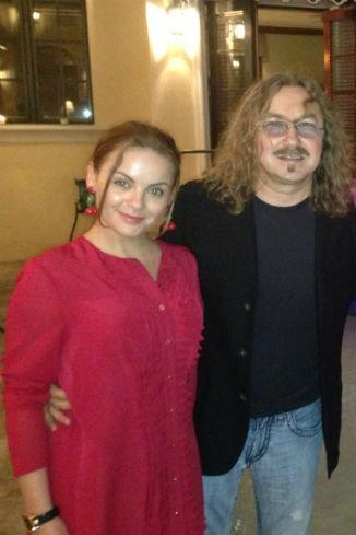 Юлия Проcкурякова и Игорь Николаев