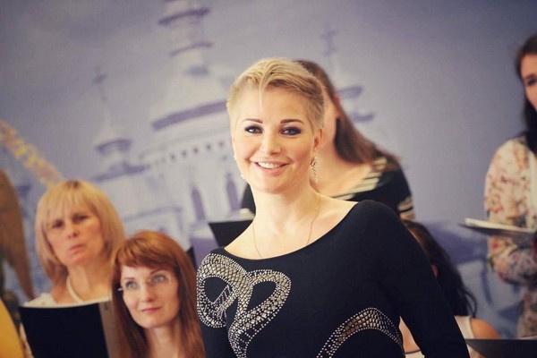Мария Максакова заявила, что открывает фонд в память о погибшем муже