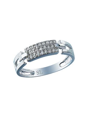 Sunlight Кольцо с бриллиантами, 9990 руб.