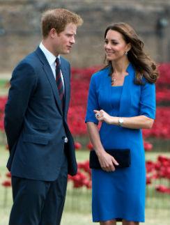 Кейт Миддлтон готовит принцу Гарри сюрприз