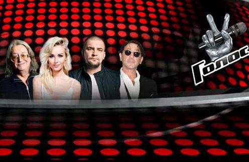 Наставники четвертого сезона «Голоса»: Александр Градский, Полина Гагарина, Баста и Григорий Лепс