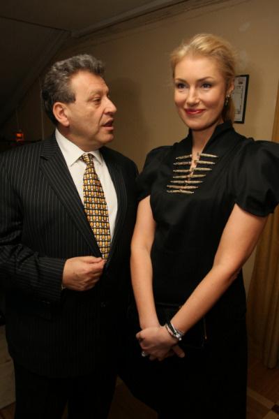 Мария Шукшина и Борис Грачевский