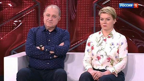 Владимир Стержаков с женой Аллой