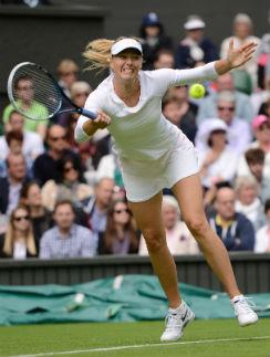 ...ведь ее тезка иг рает в теннис с 4 лет