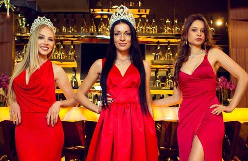 Девушки из стран бывшего советского Союза поборются за корону «MISS USSR UK» в  Лондоне