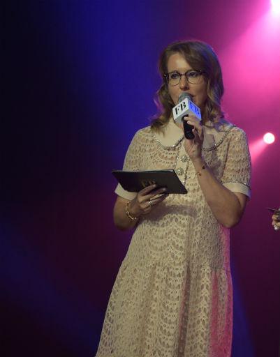 Поклонники уверены, что Ксения Собчак беременна
