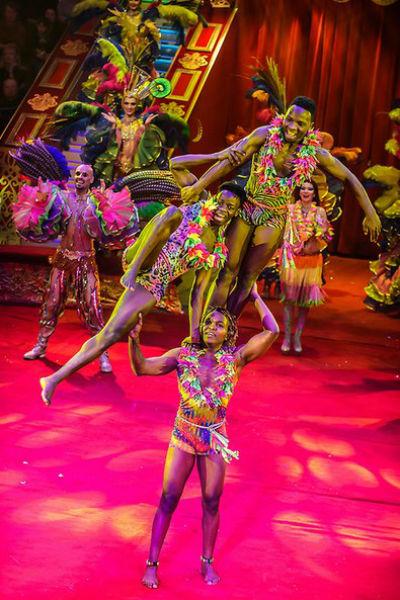 Эрадзе лично проводит кастинг танцоров