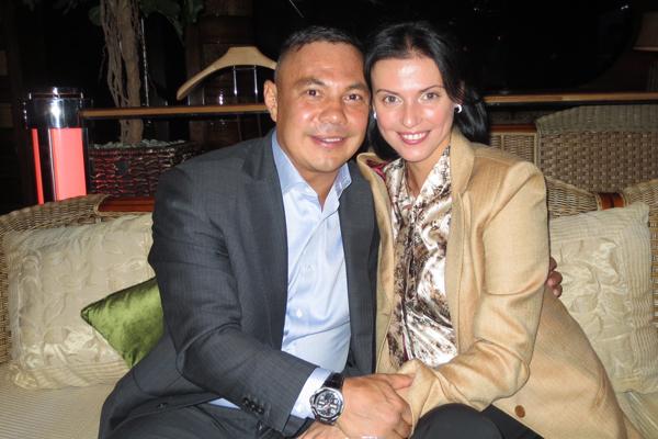 Костя и Татьяна знакомы уже семь лет