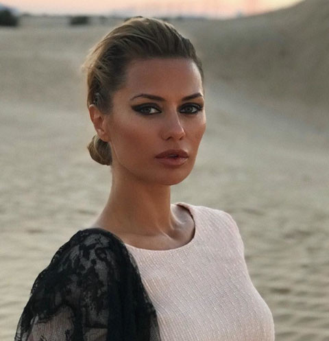 Викторию Боню нагло домогался голливудский продюсер