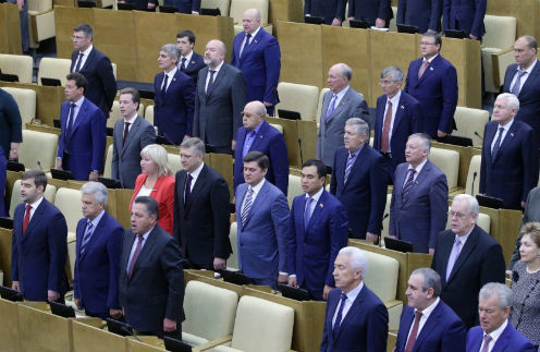 Прослушивание в этот депутатский хор состоится в октябре