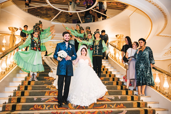 На свадьбу Ксения, Андрей и их родители потратили 15 млн рублей