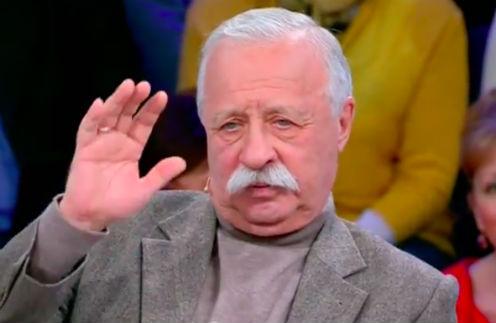 Леонид Якубович в пух и прах разнес собственное шоу «Поле чудес»