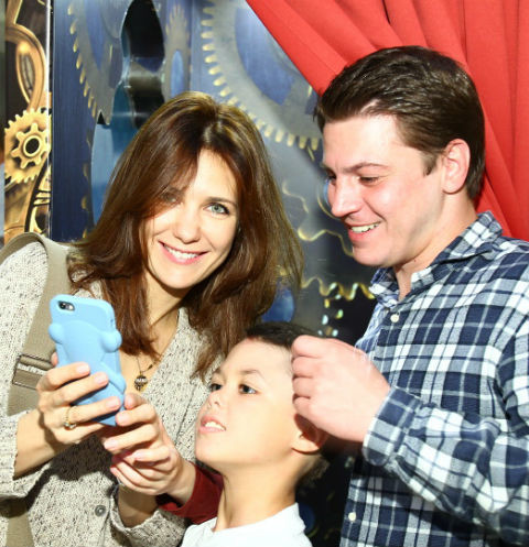 Актриса екатерина климова с детьми 55