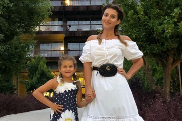 Жасмин и Маргарита