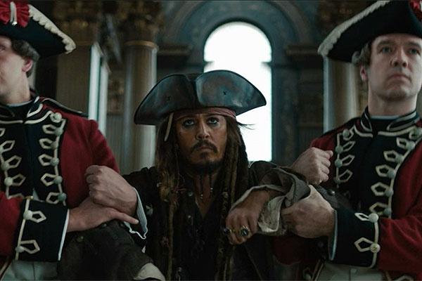 Джек Воробей, которого сыграл Депп, стал одним из любимых детских персонажей