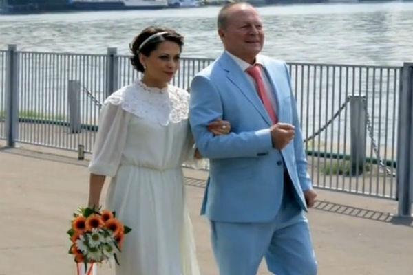 Борис и Инна поженились в 2013 году