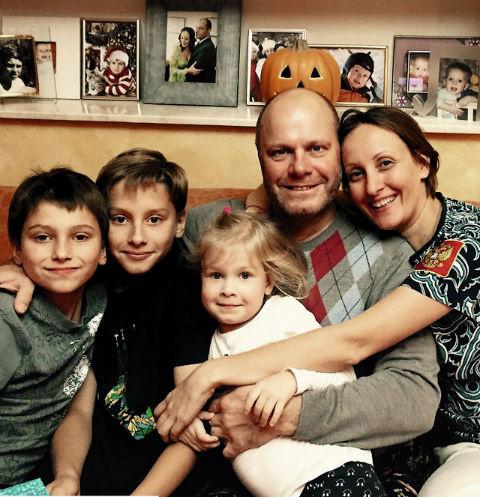 Дочь Алексея Кортнева: «Папа запрещает много есть»