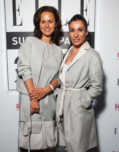 Ксения Зубова и Irene Pasqualetto
