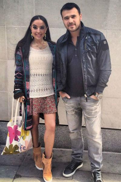 Эмин Агаларов и Лейла Алиева объявили о расставании в мае этого года