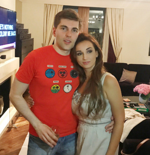 Анфиса Чехова и Дмитрий Борисов