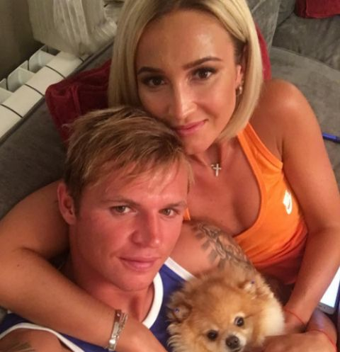 Ольга Бузова во всем поддерживает супруга