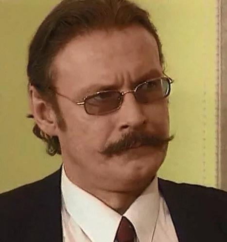 Александр Самойлов в сериале «Две судьбы»
