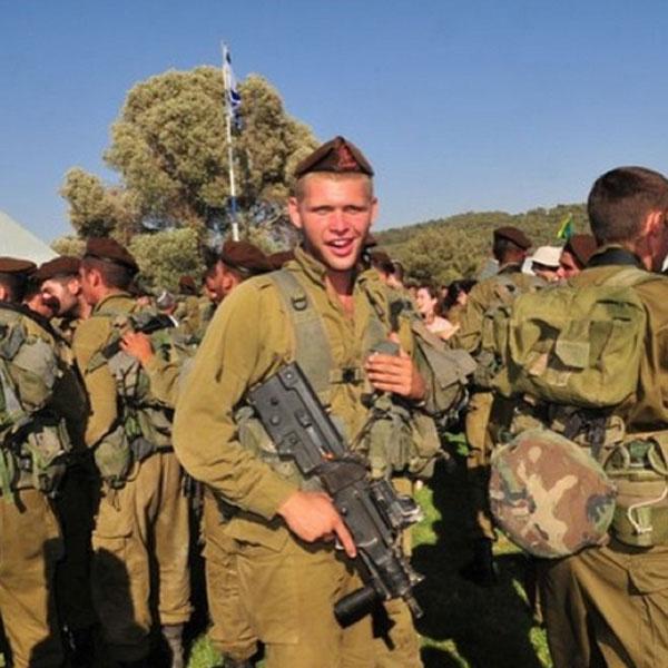 Николай в Армии обороны Израиля