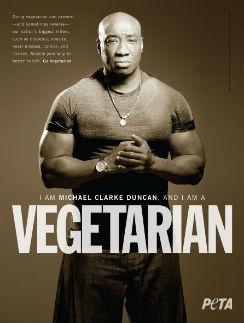 За несколько лет до смерти Дункан стал вегетарианцем