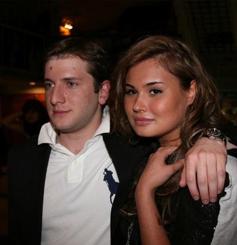 Резо Гигинеишвили и Анастасия Кочеткова