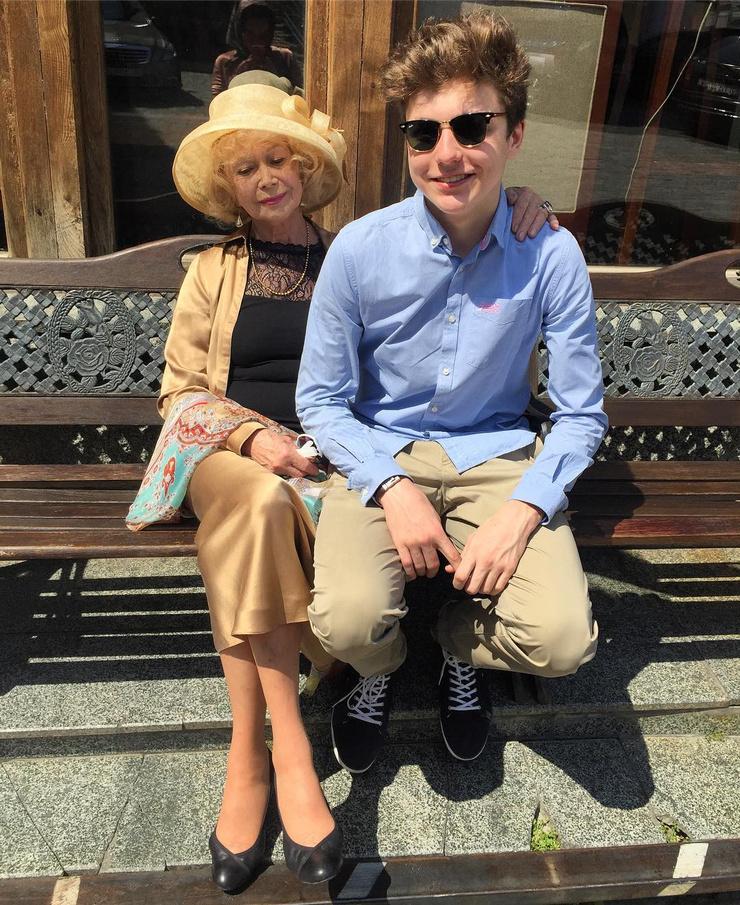 После 30 лет брака сын Немоляевой решился на«вторую иглавную» свадьбу