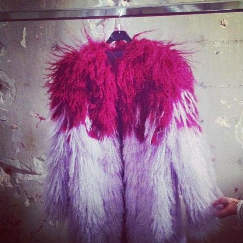 Пальто, которое приглянулось Собчак