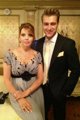 Екатерина Рождественская и Алексей Воробьев