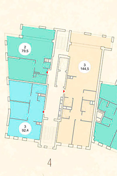 Распутина планирует купить две квартиры и объединить их