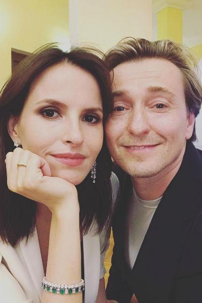 Супруги поженились весной 2016 года