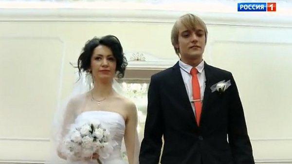 Свадьба Сергея Зверева-младшего и его избранницы Юлии