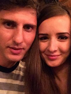 Рита Агибалова и Павел Марсо