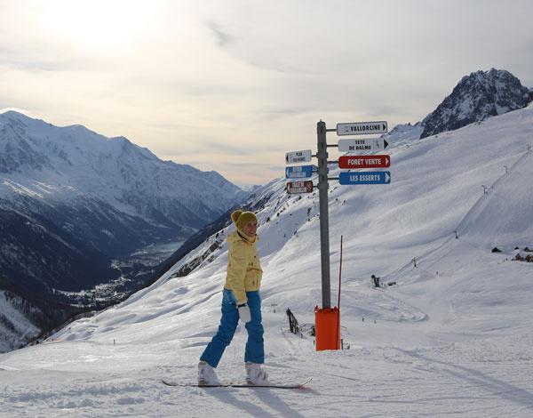 За несколько дней отдыха МАрика успела покататься на сноуборде