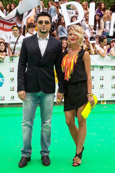 Юлия и Алексей планировали свадьбу на лето