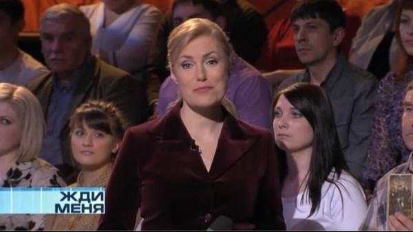 Мария Шукшина полюбилась зрителям «Жди меня» за умение сопереживать героям передачи