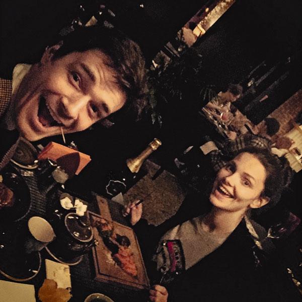 Редкие встречи Максима и Елизаветы запечатлены на фото в социальных сетях