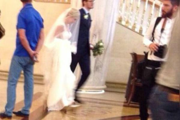 Влюбленные поженились 16 июня