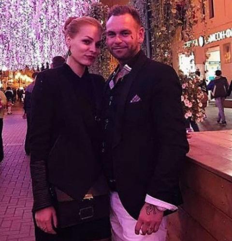 Мэрилин Керро и Марк Александр Хансен