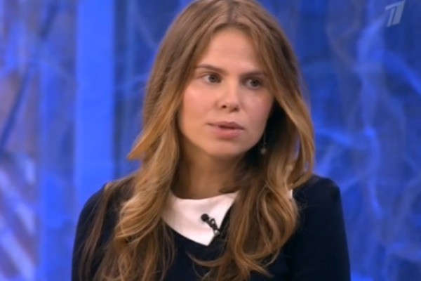Законная супруга Вадима Казаченко Ольга