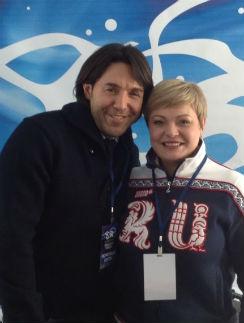 С губернатором Мурманской области Мариной Ковтун