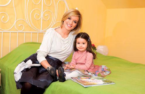Ксения: «Для Маруси «Дом-2» – это прежде всего мамина работа»